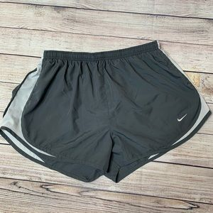 Nike Dri-fit gray shorts lined